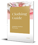 Claim your complimentary clothing guide